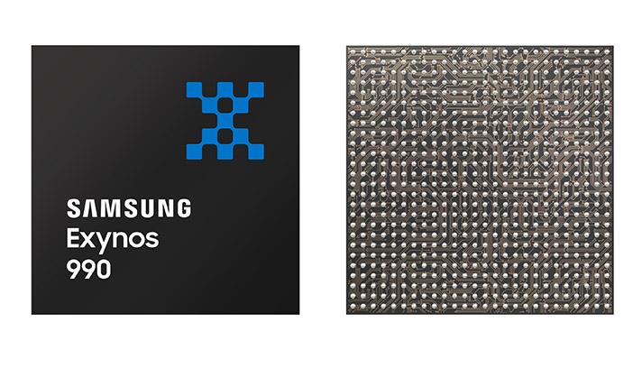 Samsung Exynos 990 - SoC berria 5G smartphone eraginkorrenetarako