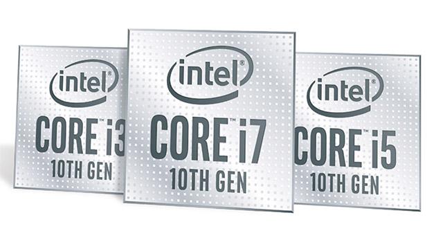 Intel Core i5 Comet Lake-S-rekin batera 6 nukleoak eta 12 hari