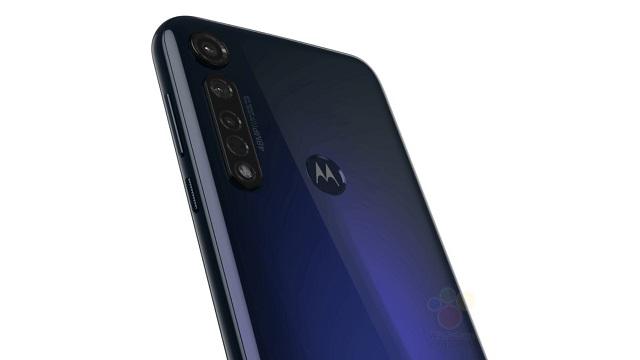 Motorola Moto G8 Plus - itxura eta zehaztapen teknikoak ezagutzen ditugu