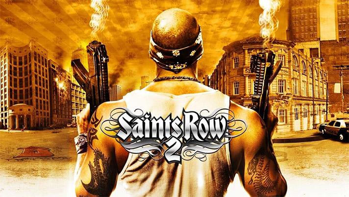 Saints Row 2 Patch eta DLC berri bat jasoko ditu PCrako kaleratu eta 10 urte geroago