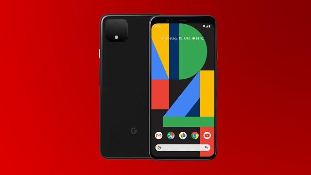 Google-k Pixel ereduak iragarri ditu ofizialki 4 eta Pixel 4 XL