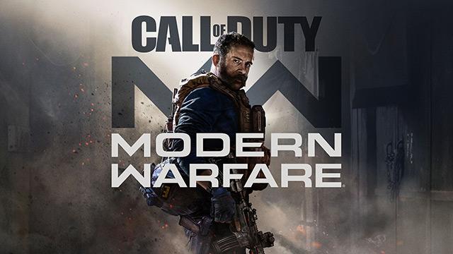 Call of Duty: Modern Warfare hornidura jaitsierarik eta botorik gabe