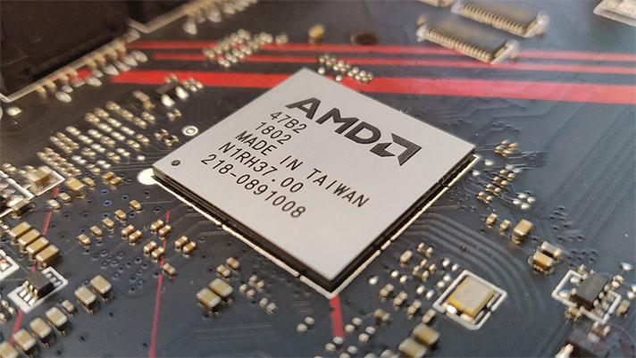 AMD B550 chipset eskuragarri egongo da bi bertsioetan