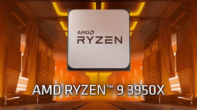 AMD Ryzen 9 3950X gauean overclock egin da 4.4 GHz nukleo guztietan