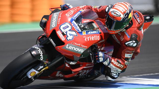 Ducati Corse-k Lenovo ordenagailuak erabiltzen ditu