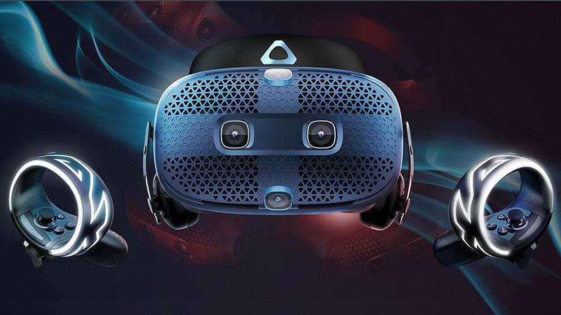 HTC VIVE Cosmos - VR betaurrekoen zehaztapena, prezioa eta kaleratze data ezagutzen ditugu