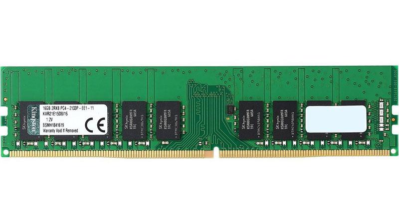 Kingstonek RAM memoria moduluen merkatuan liderra den posizioa sendotu du
