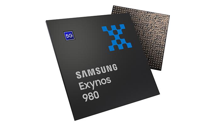Samsung Exynos 980 - 5FA modema duen Koreako enpresa baten lehen txipa IFA 2019an aurkeztu zen