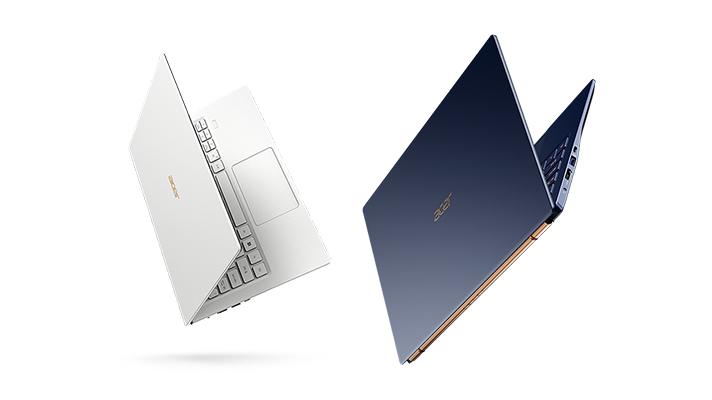 IFA 2019: Acer Swift 5 aurkezten.  Munduko 14 hazbeteko ordenagailu eramangarriena da
