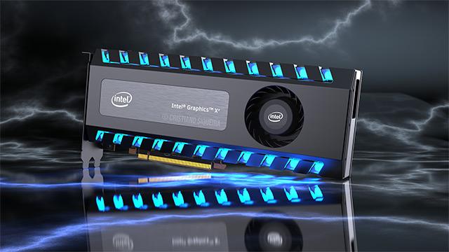 Intel-ek kontrolatzaile grafikoei laguntza eskaini die Atzera Eskalatzeko