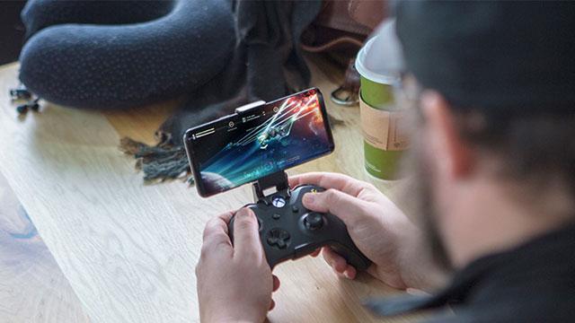 GeForce Now Android smartphoneetan joango da