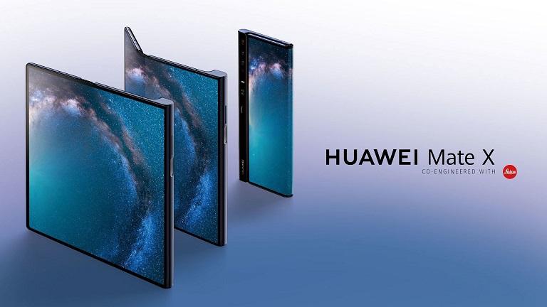 Huawei Mate X uste genuena baino aldakeria handiagoarekin agertuko da