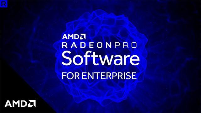 AMD Radeon Pro Softwarea Enterprise 19.Q3 - deskargatzeko eskuragarri dagoen kontrolatzaile pakete profesionala