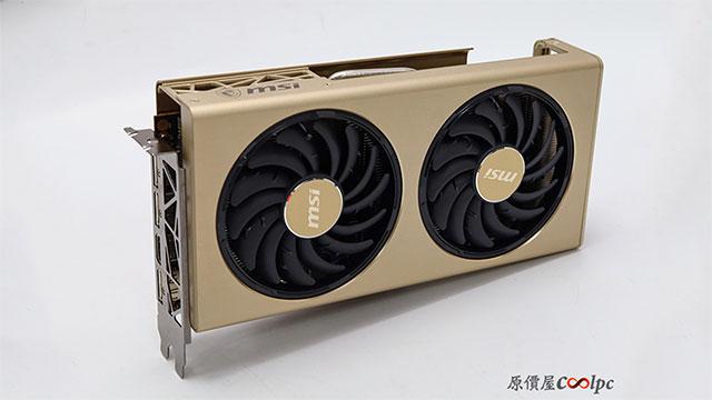 MSI Radeon RX 5700 XT EVOKE OC lehen irudietan
