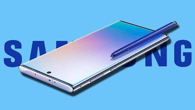 Samsung-ek zergatik azaldu du Galaxy 10. oharra ez dago 3.5- milimetroko audio irteera