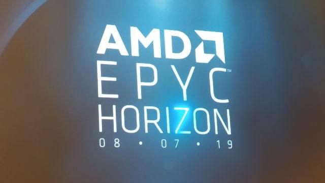 Epyc Horizon - AMDk bigarren belaunaldiko Epyc 64 core zerbitzari prozesadoreak aurkezten ditu