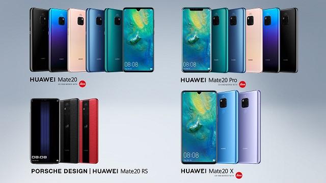 Hala ere, HongMeng OS duten smartphone-ak merkatuan sartuko dira