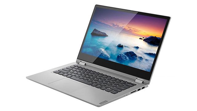 Lenovo IdeaPad C340-14 Athlon 300U-rekin eskuragarri Polonian