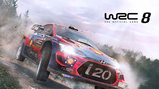 WRC 8 - jokoaren hardware baldintzak ezagutzen ditugu