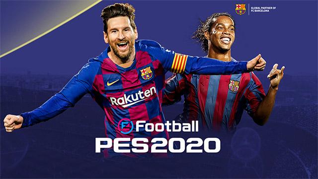 eFootball PES 2020 - badakigu jokorako sistemaren eskakizunak