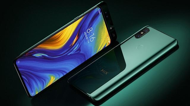 Xiaomi Mi Mix 4 5G bere bidean egon daiteke