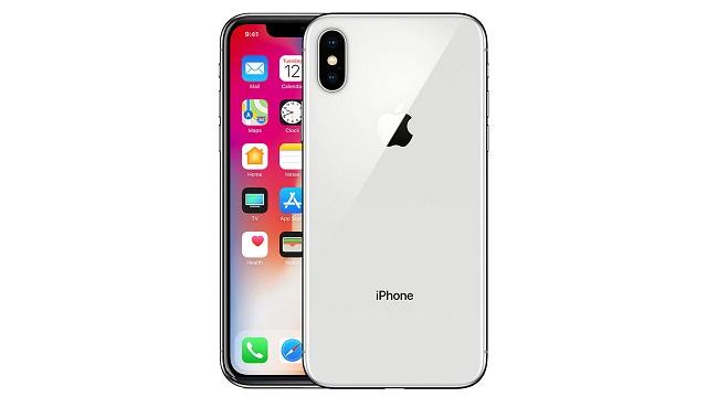 Apple Pantaila malgua duen iPhone batean lan egiten ari da