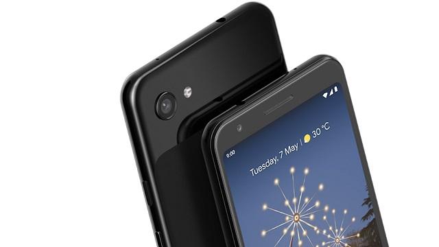 Badakigu zer-nolako interesa duten Pixel familiako smartphone baxuek