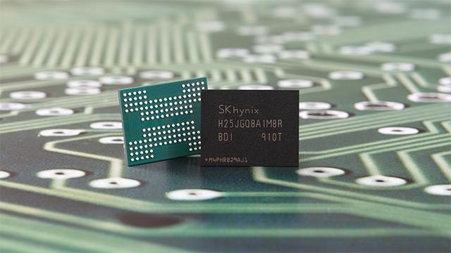 SK Hynix-ek NAND eta DRAM produkzioa murriztuko ditu