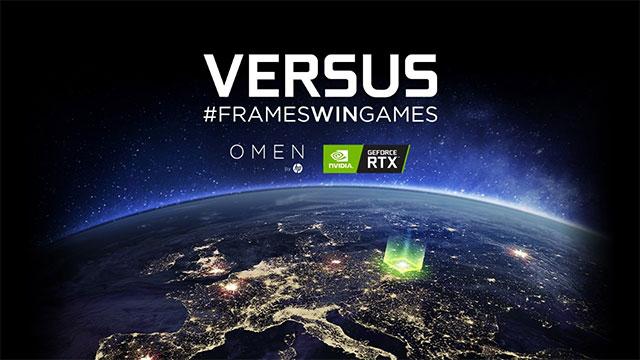 Versus GeForce RTX Frames Irabazi Jokoak - Poloniako selekzioari laguntza eman bi eguneko txapelketa batean