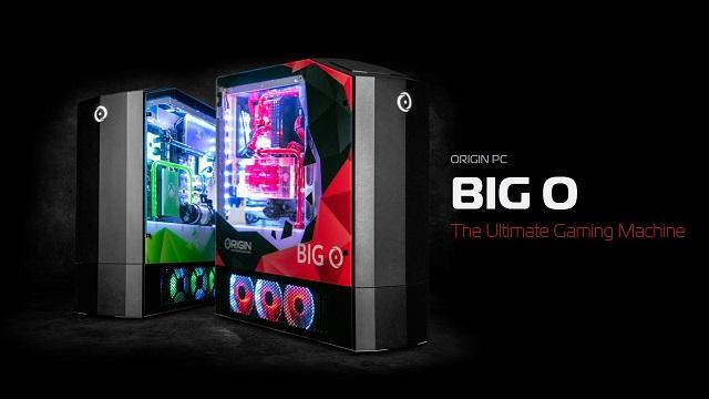 Origin PC Big O - PC kontsola garrantzitsu guztiekin konbinatzen duen ordenagailua