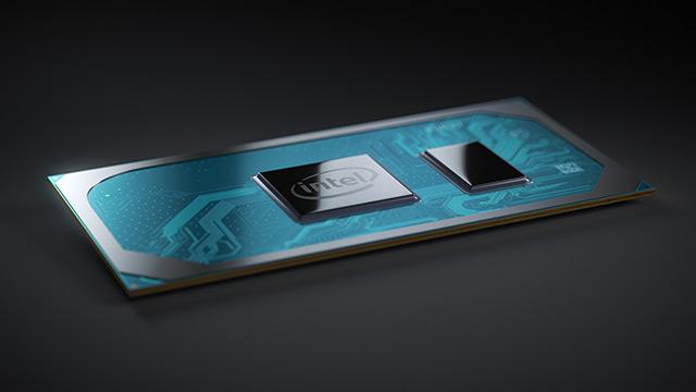 Intel Core i7-1065 G7 - proba berriak Geekbench erreferentzian