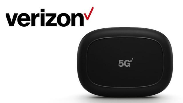 Verizon sareko 5G bideratzaile lehen mugikorra