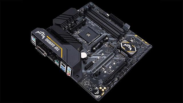 Asus-ek PC4 euskarria duen X470 eta B450 plaken zerrenda aurkezten du 4.0
