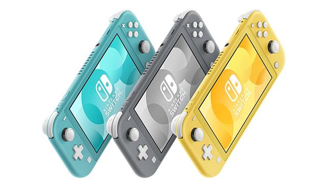 Nintendo Switch Lite - kontsolaren bertsio berriaren aurkezpena eta zehaztapena