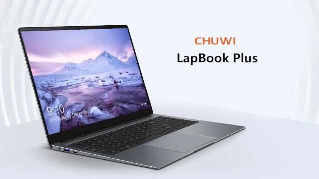 Chuwi LapBook Plus - 4K ordenagailu eramangarri merkean