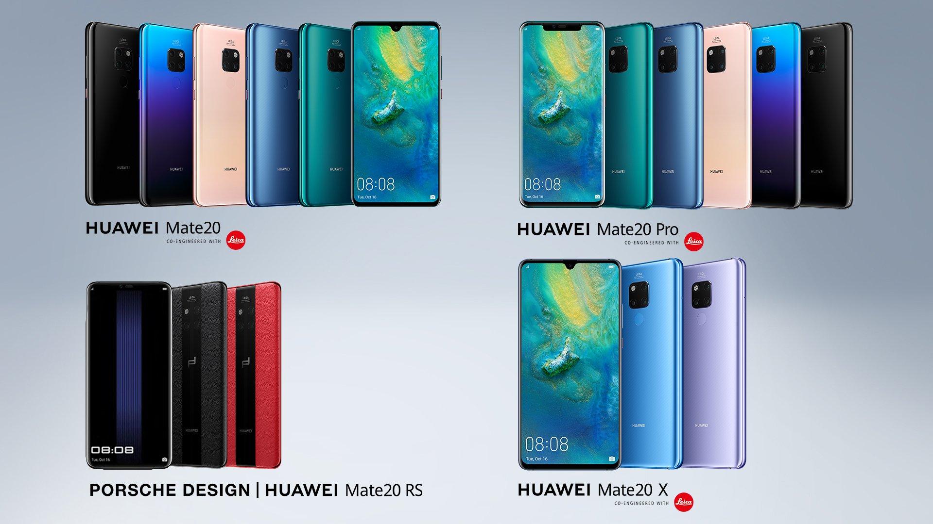 Huawei Mate 20 X 5G - Poloniako prezioa ezagutzen dugu