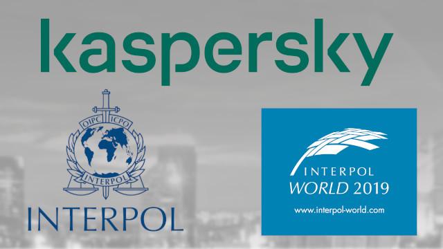 Kaspersky Lab-ek eta Interpol-ek beste lankidetza hitzarmen bat sinatu dute