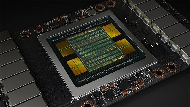 Nvidiak GPU berriak sortuko ditu prozesuan 7 nm Samsung EUV