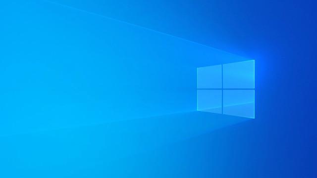 Beste eguneratze garrantzitsu bat Windows 10 hala ere, ez da hain handia