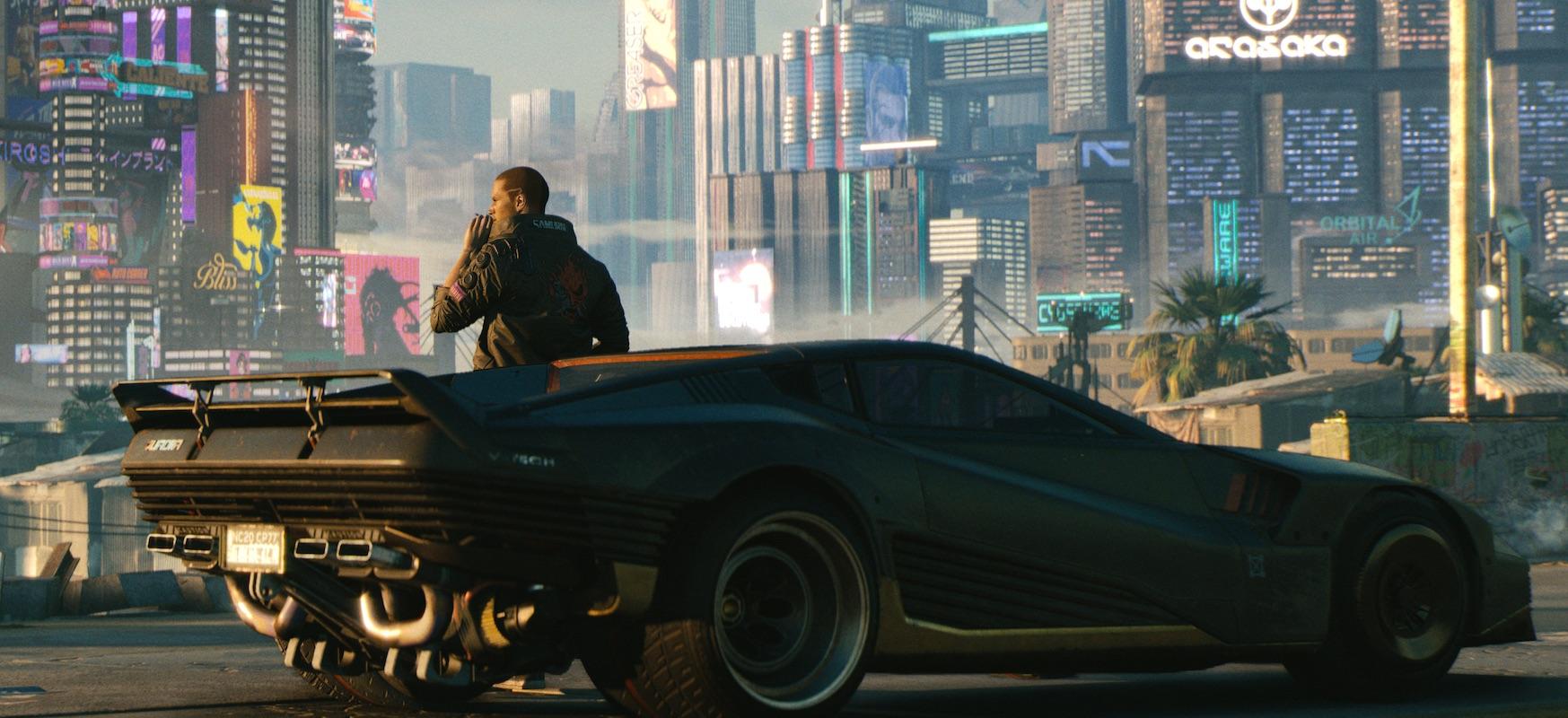 Ongi etorri Night City-ra.  Cyberpunk 2077an bisitatuko dituzun barruti eta lekuetarako gida