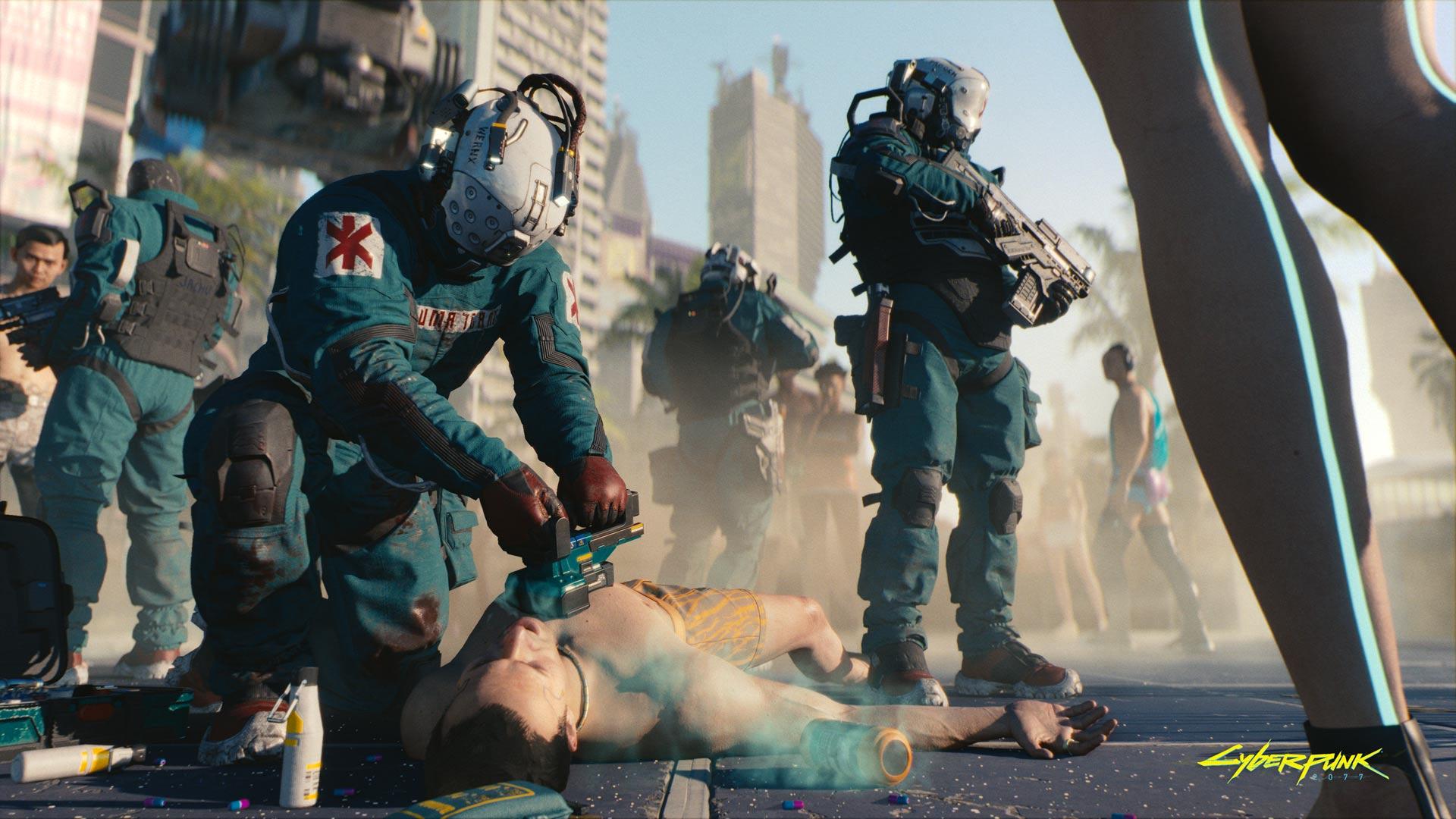 Cyberpunk 2077 The Witcher baino misioa betetzeko hiru modu gehiagorekin 3