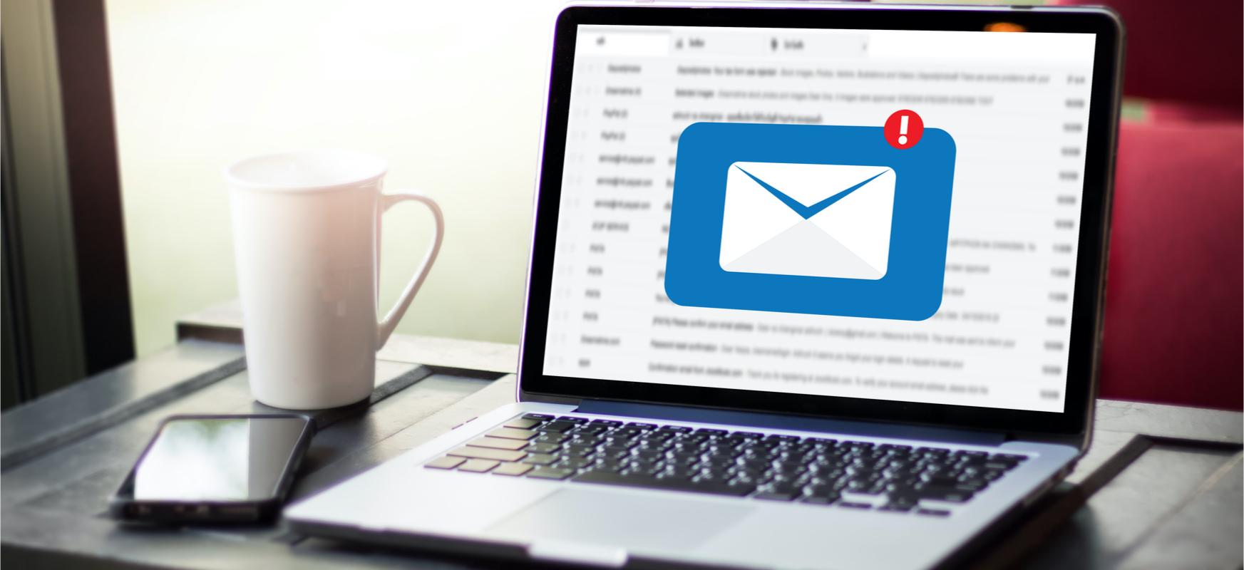Gmail Windows 10 erabiltzeak mezu elektronikoak galtzea ekar dezake