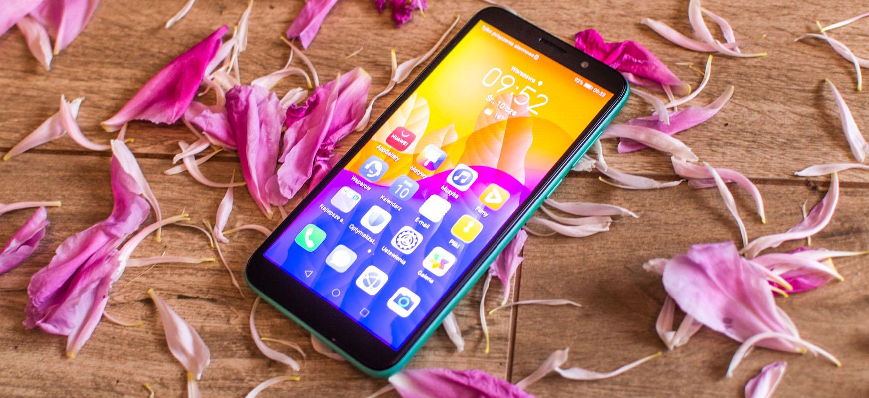 Google gabe, zure poltsikoan PLN 400 telefonoa.  Bihur daiteke posible dela.  Huawei Y5P - berrikuspena