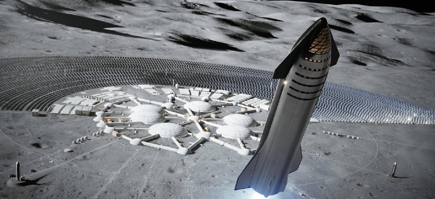 Elon Musk-ek honela dio: Starship eraikitzeko esku guztiak