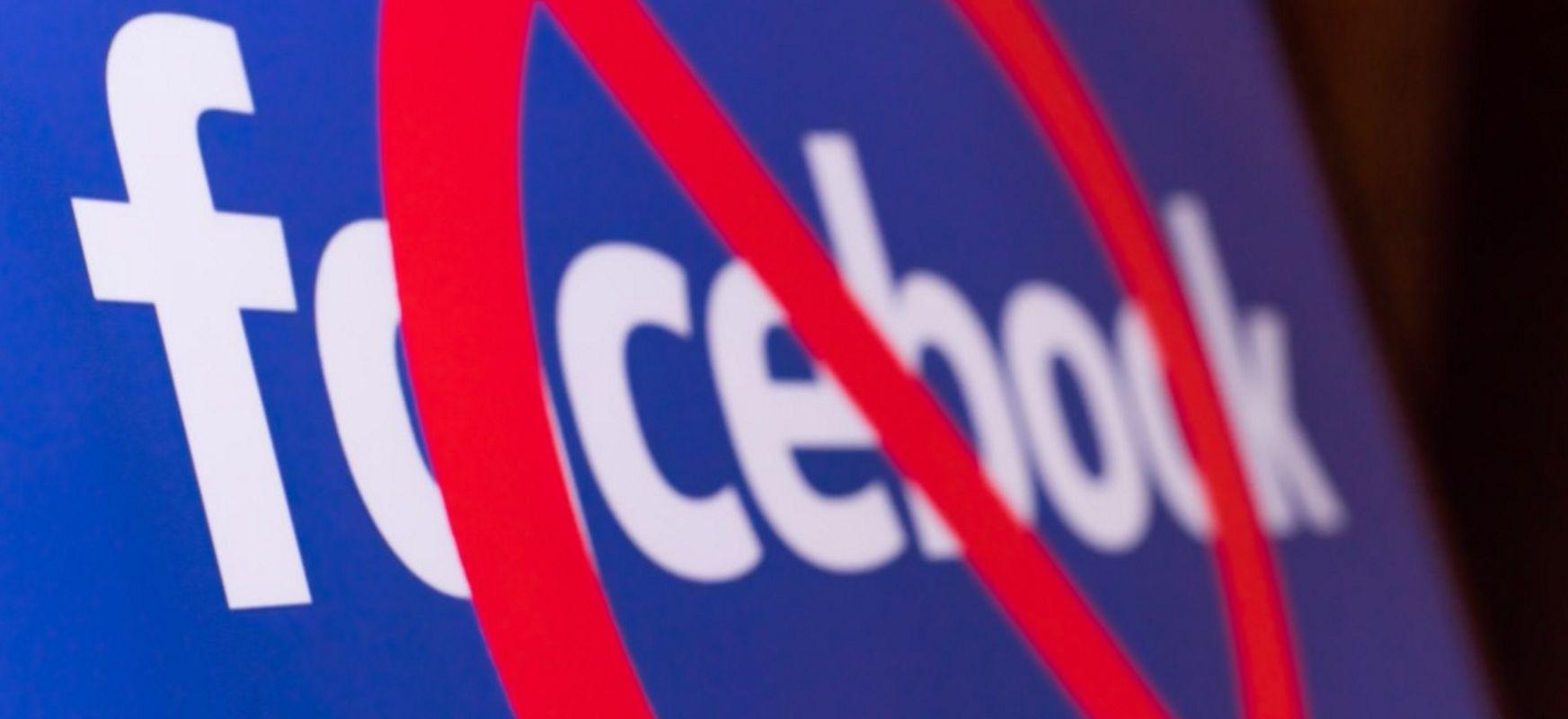 Facebook Twitter faltsu bat erakutsi zuen.  Konfiantzarako zero kreditu ematen diot