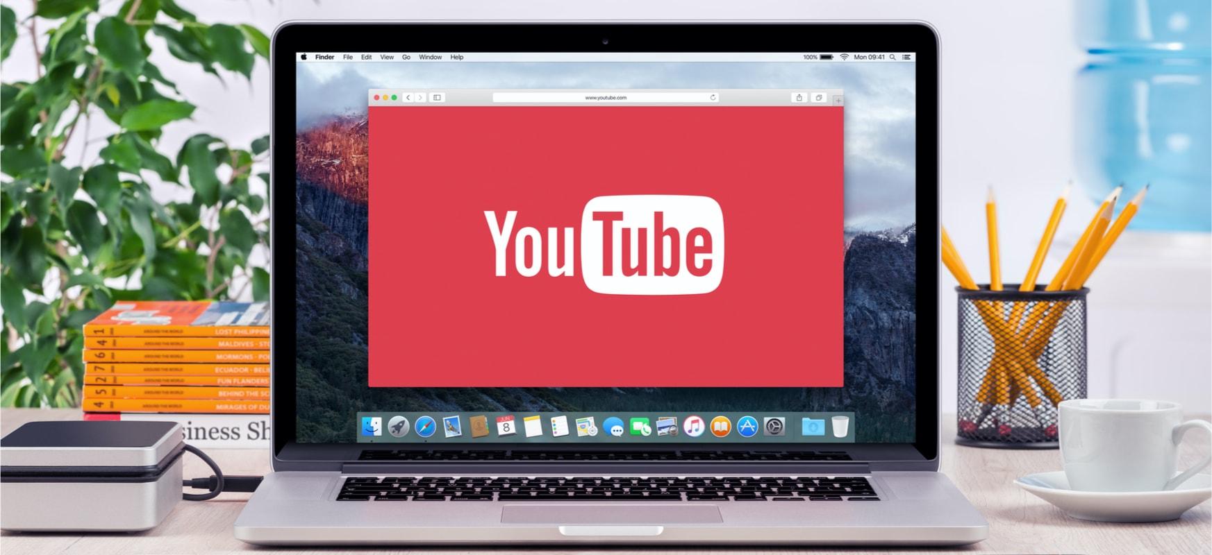 YouTube berritasun bikain batekin.  Kronikoen kapituluak dira
