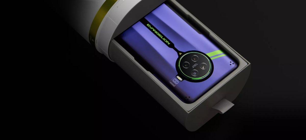 Oppoak badaki nerd sentimenduak jotzen.  Hona hemen Oppo Ace2 EVA smartphone-aren edizio harrigarria, Neon Genesis Evangelion-en inspiratuta