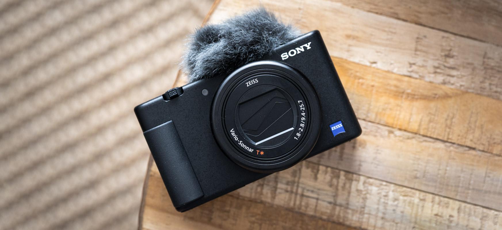 """Akordio berria akordioen artean.  Sony ZV -1 """"RX100 merkea"""" da ez bakarrik vloggerrentzat"""