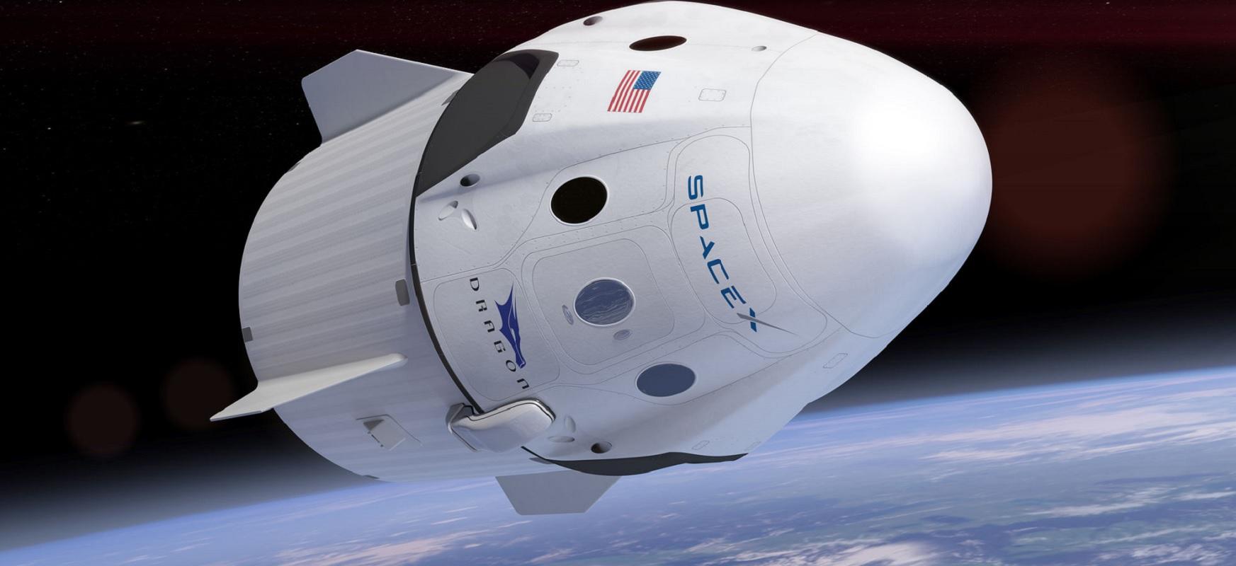 NASAk misioen porrotaren arriskua eta Crew Dragon tripulazioaren heriotza kalkulatu zituen.  Astronautek hartzen dute