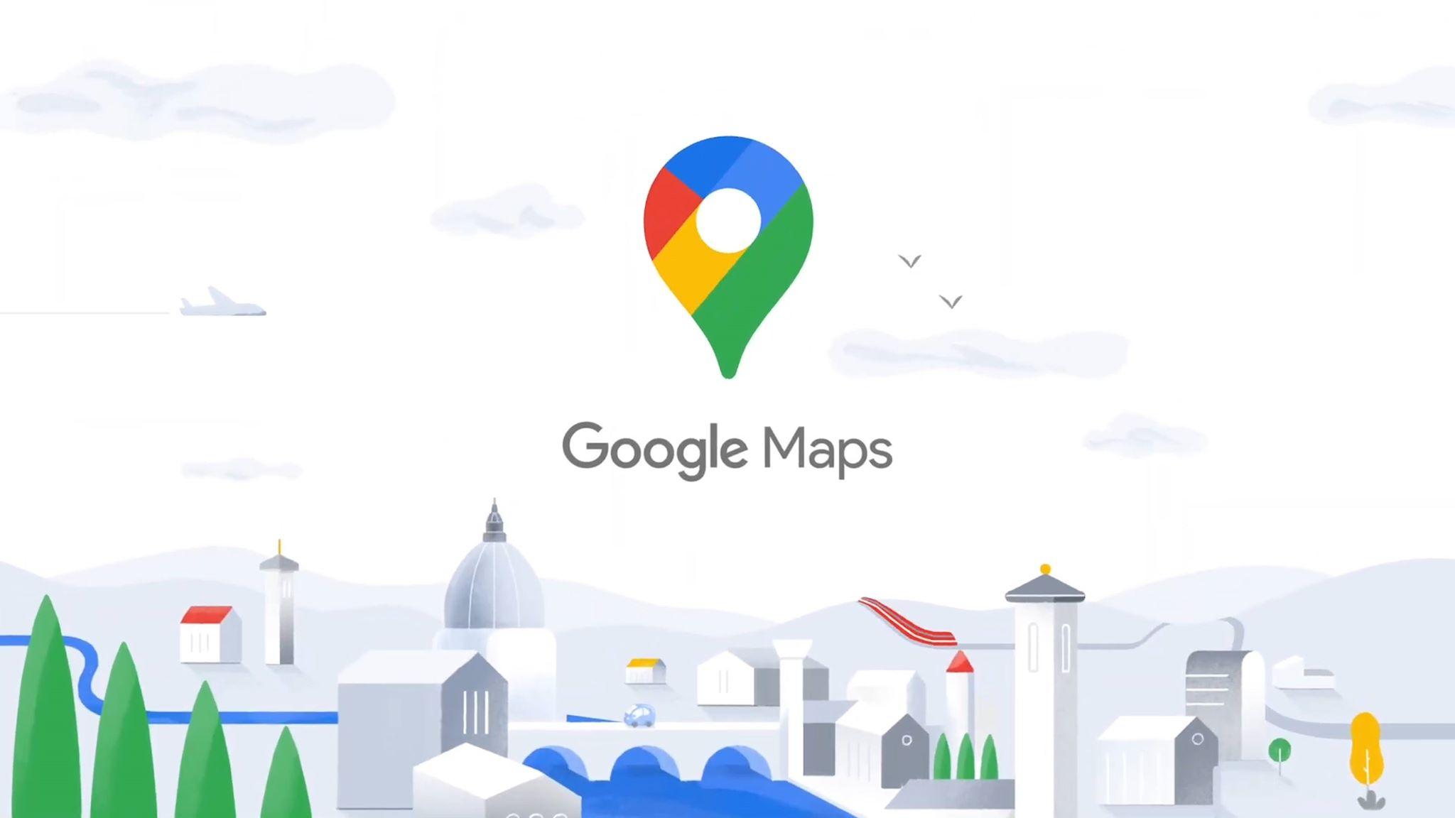 Nabigazioa Google Maps-en ahots berri batekin.  Robotak gizakia ordezkatu zuen